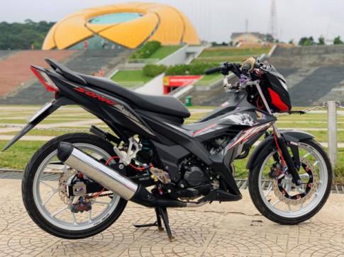 Sonic 150 do dam chat choi cua chang trai Tay Nguyen