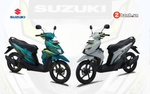 Suzuki NEX II 2020, biến thể mới cực teen với giá từ 24,3 triệu đồng