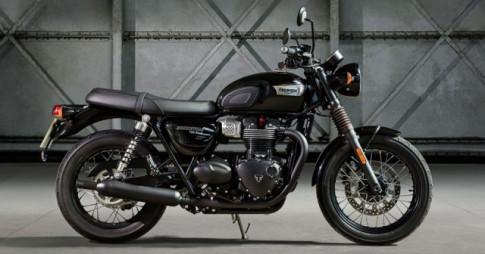 Triumph chuẩn bị sản xuất xe mô tô 400cc