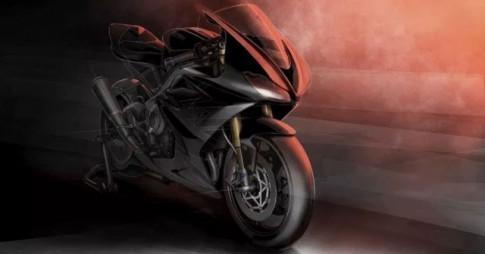 Triumph Daytona 765 mới sẽ ra mắt vào ngày 23 tháng 8 với giá dưới 400 triệu VND