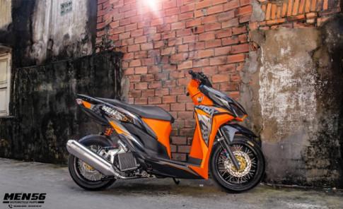 Vario 150 độ siêu kinh điển sở hữu cùm công tắc Ducati lạ mắt