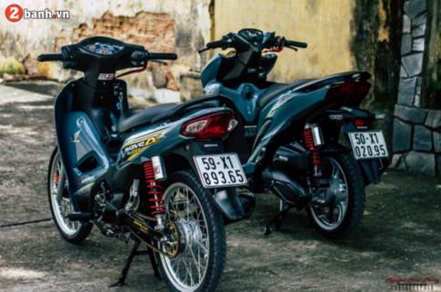 Wave do het bai voi man lot xac cuc dep cua biker Sai Thanh