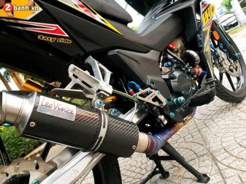 Winner 150 do dong ho Ducati sieu doc va dan phu tung dam chat choi