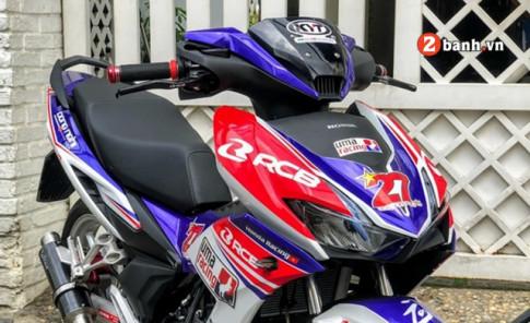 Winner X do full option do choi Racing boy cua tay dua Viet