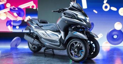 Yamaha 3CT mới sẽ được ra mắt vào tháng 11 này