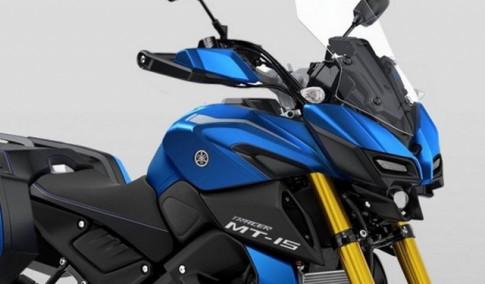 Yamaha Tracer 155 xuất hiện hình ảnh Render vô cùng ấn tượng