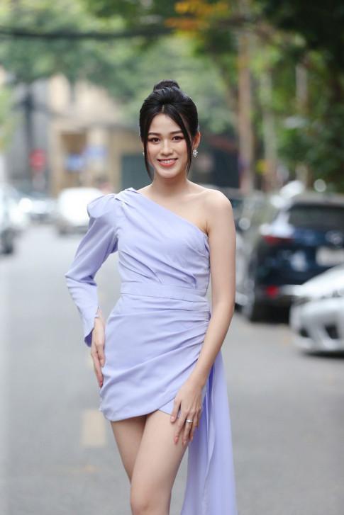 Dang nay da mi nhon, Do Thi Ha chinh phuc my man kieu vay tung to bung nung ninh mo