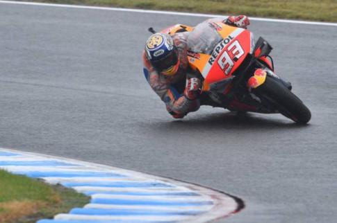 [MotoGP 2019] Marquez xuat sac gianh chien thang tai Motegi Nhat Ban