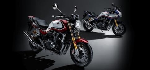 Ra mat Honda CB1300 Super Four va Super Bol D'Or phien ban 2020