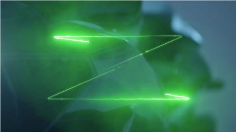 Z1000 Supercharger voi mot loat trang bi moi vua duoc Kawasaki he lo trong Teaser thu 2